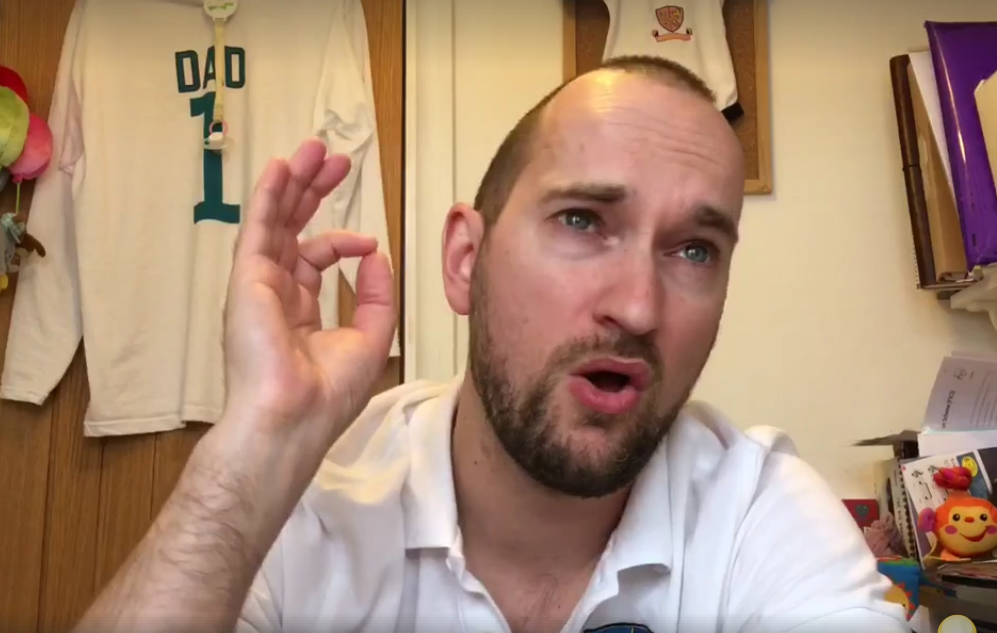The Second Half – Expectant Dad Video Diary