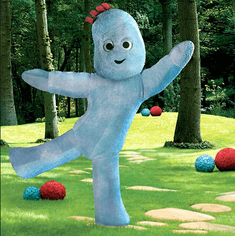 Iggle Piggle most hated kids tv characters