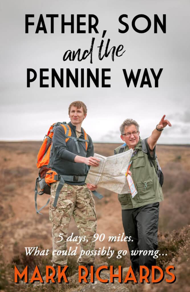 Father, Son and the Pennine Way
