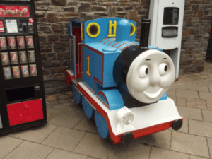 thomas the tank loved by dads